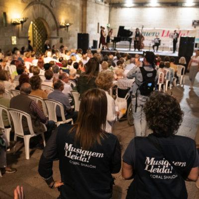 XV Musiquem Lleida!