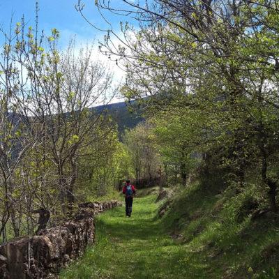 La Vall d'Àssua i el Batlliu, un paisatge de novel·la